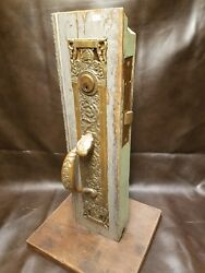 Reading Hardware Mfg Co Pa. Thumb Latch Handle Entry Handset 1880and039s