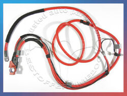 Bmw E53 X5 Series Battery Terminal Repair Red Cable Plus Pole Lead Wire 6906911