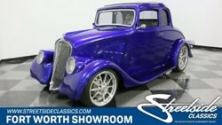 1933 Willys 5 Window Coupe Restomod VERY RARE WILLYS COUPE GORGEOUS BUILD! LS1 V8 700R4 LEATHER AC BEAUTIFUL!