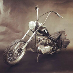 Custom 16 Scale Version 2 Daryl Dixon's (The Walking Dead) Chopper (Motorcycle)