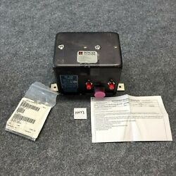 Learjet Jet Ad-102d Air Data Sensor P/n 501-1142-06 With 8130-3