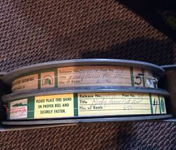 Early Original 35 Mm Rocky Horror Picture Show Movie Theater Reels