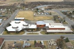 School Building with over 90000 Square Feet of Multi Use Space
