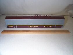 Lionel 8469 Canadian Pacific F3 B Unit Shell W/ Louver Top Nos Ex