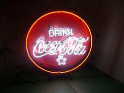 Drink Coca Cola Light Beer Lamp Neon Sign 24 With Hd Vivid Printing