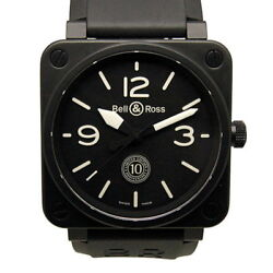 Bell And Ross Br01-92-10th-ce 10th Anniversaire Limitandeacutee Candeacuteramique World 500