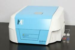 2010 Millipore Guava EasyCyte HT Flow Cytometer High-Throughput Cell Counter