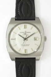 Ulysse Nardin Chronometer Automatic Winding Vintage Watch 1970and039s Overhauled