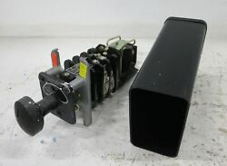 Ge 12hea61m31x2 Auxiliary Lockout Relay Switch 48 Vdc General Electric 48v