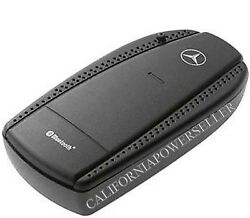 Authentic Oem Bluetooth Module Adapter Hands Free Cradle Phone Mercedes Benz Puc