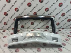 W126 Ce Mercedes Coupe Amg Copy Body Kit With Fog Lamps Front Bumper Rear Bumper