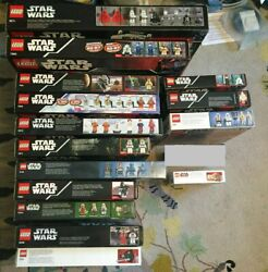 LEGO Star Wars Mega Lot - NEW & SEALED! (16 sets)