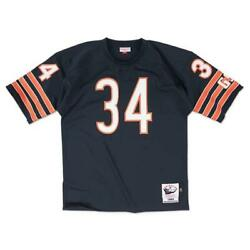 Walter Payton 1985 Chicago Bears Mitchell And Ness Authentic Jersey 60 4xl 250