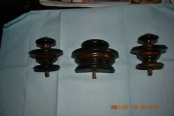 Top Wood Finials For Grandfather Clock Or Large Wall Clock For Project