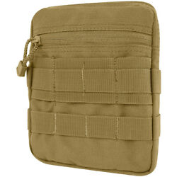 Condor G.p. General Purpose Pouch Tactical Utility Airsoft Molle Coyote Brown