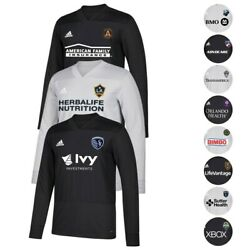 Mls Adidas Climacool Long Sleeve Training Jersey Menand039s Collection