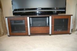 Entertainment Cntr Salamander DesignsSynergy Model 236 Local Pick Up Only