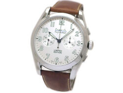 Auguste Reymond Megaboo Chrono Limited To100 Hand Winding Menand039s Watch Overhauled