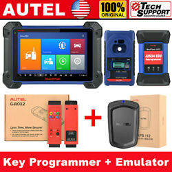 Autel Im608 Elite Car Diagnostic Scanner J2534 Immo Key Programming Ecu Coding