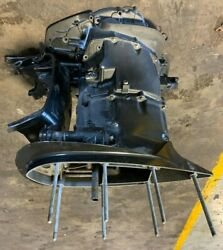 Used Freshwater Oem 2012 Suzuki 300 Hp Outboard 25 Inch Mid-section