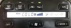 1992 1993 1994 Lexus SC300 SC400 *LED Lights* Rebuilt Climate Control / HVAC