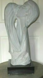 Large 1985 Austin Productions Faces Of Love Sculpture By David Fisher