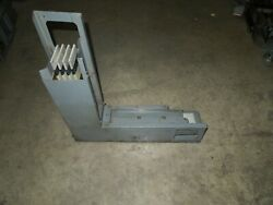 Square D I-line Ap406lto 600a 3ph 4w Aluminum Top Outside Vertical Elbow Used