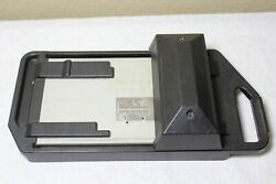 Vintage Addressograph Bartizan For Collecting