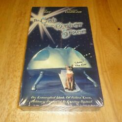 The Cat From Outer Space VHS 1978 Walt Disney Family Sci Fi Brand New Sealed