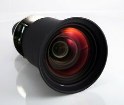 Barco Projection Design En22 Andpound6000 Ultra Wide Angle Hr Lens For F85 Projector