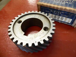 1920 And039s 1930 And039s Buda Engine Metal Crank Timing Gear Nos Cloyes 520