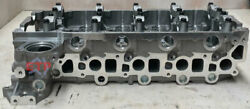 Cylinder Head For Isuzu Dohc Head - 3.0l Diesel D-max, Holden Rodeo And Colorado