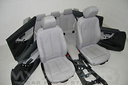 BMW F30 El Sport Leather Trim Leather Seats Leather Memory Seat Heating Lordose