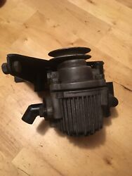 68 Porsche 912 Smog Pump With Pulley Brackets And Nozzles