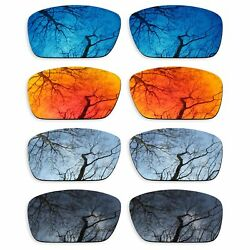 ToughAsNails Set of 4 Polarized Replacement Lenses for Oakley Fuel Cell Pack-...