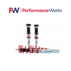 Handr Street Performance Frontandrear Lowering Coilover For A4a5a6s4s5 29092-1