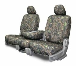 Custom Fit Seat Cover for Chevy Equinox In True Timber Front & Rear