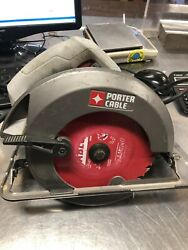 Porter Cable Pc15tcs 7-1/4 15amp Corded Circular Saw