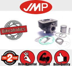Jmt Cylinder Kit - 10 Mm Piston Pin For Suzuki Scooters