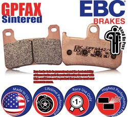 Front Ebc Sintered-race Brake Pads For Hyosung Gt