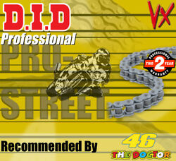 Did Steel X-ring Drive Chain 428 P - 140 L For Yamaha Motorcycles