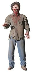 Halloween Lifesize Animated Shaking Quaking Cody Zombie Prop Haunted House