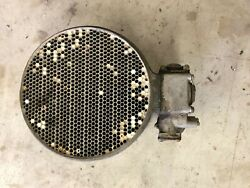 Airesearch Aircraft Free Flow Oil Cooler