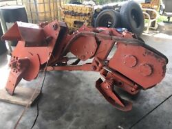 Ditch Witch H 552 Rear Vibratory Plow And Trencher Attachment