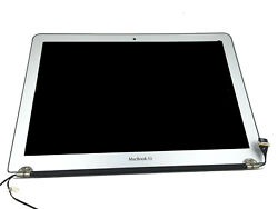 New 13.3 Lcd Top Assembly Screen Replacement Apple Macbook Air A1466 2013 2014
