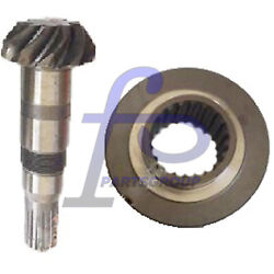 Front Crown And Pinion Shaft For Kubota Tractor M4800 M5400 M5700 M5640