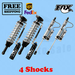 Fox Shocks Kit 4 Front 0-3