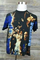 Pantera Vintage & Rare All Over Print Double Sided Shirt Adult Large (Fits Med)