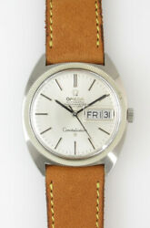 Omega Constellation 168.029 Automatic Winding Vintage Watch 1970's Overhauled
