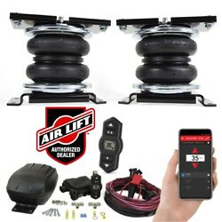 Air Lift Loadlifter5000 Air Bags And Wireless Air Compressor For 19 20 Ford Ranger